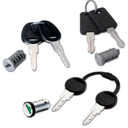 Picture for category Keys and cylinders