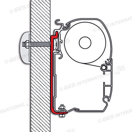 Picture for category Adapter brackets for F45 and F70