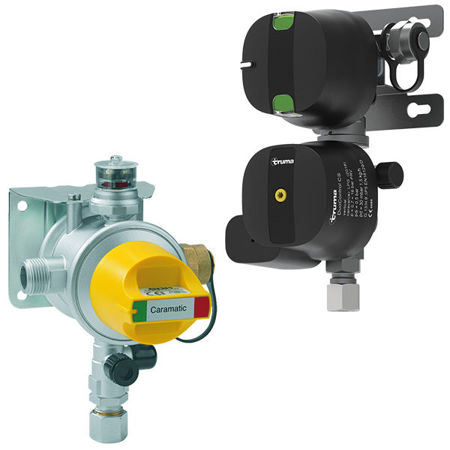 Picture for category Gas pressure regulators