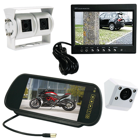 Picture for category Rearview cameras