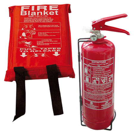 Picture for category Fire protection