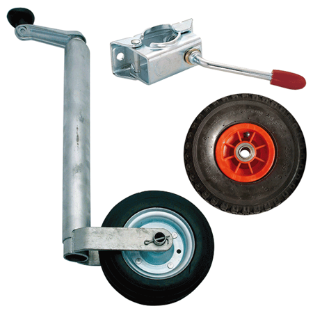Picture for category Support wheels