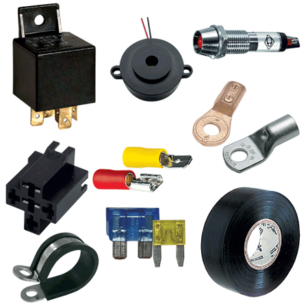 Picture for category Electrical small parts