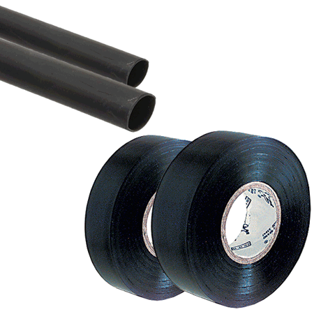 Picture for category Shrink sleeves and insulating tapes