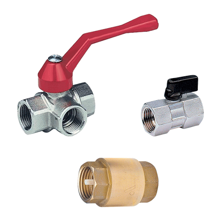 Picture for category Metal valves