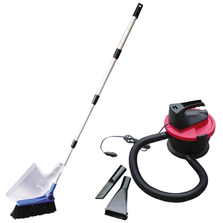 Picture for category Brooms and vacuum cleaners