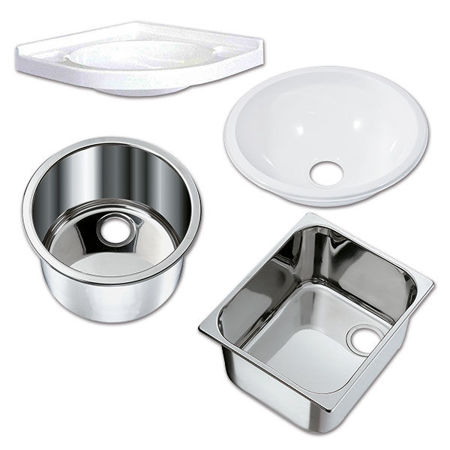Picture for category Open sinks