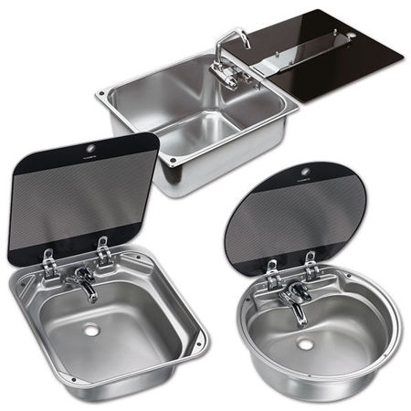Picture for category Concealed sinks