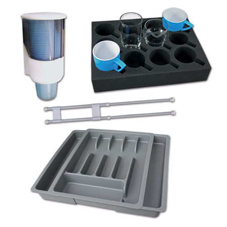 Picture for category Food storage accessories