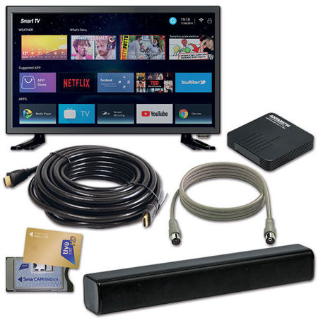 Picture for category TV and accessories