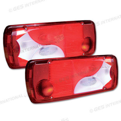Picture of Multifunctional tail light